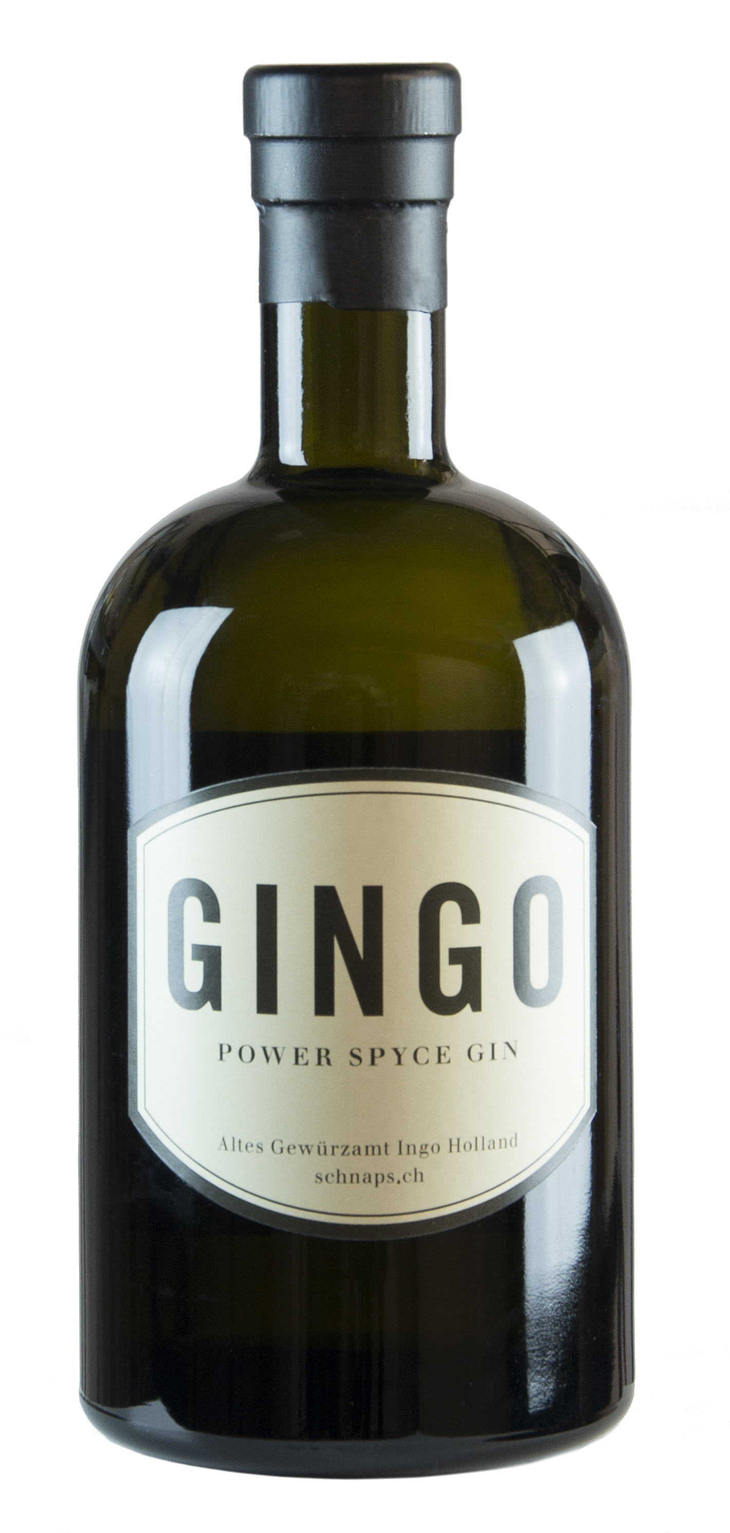 Gingo Power Spyce Gin